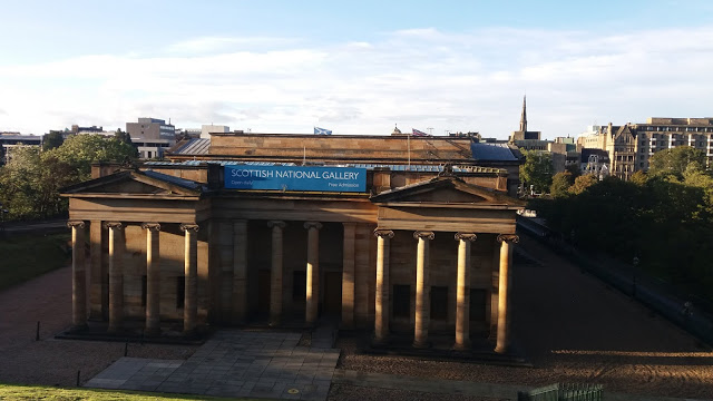 National Gallery di Edimburgo - Get in Globe