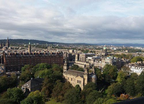 Guida di viaggio di Edimburgo - Get in Globe