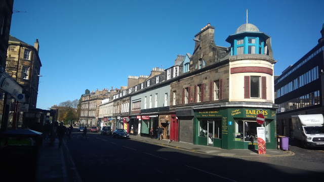 New Town di Edimburgo