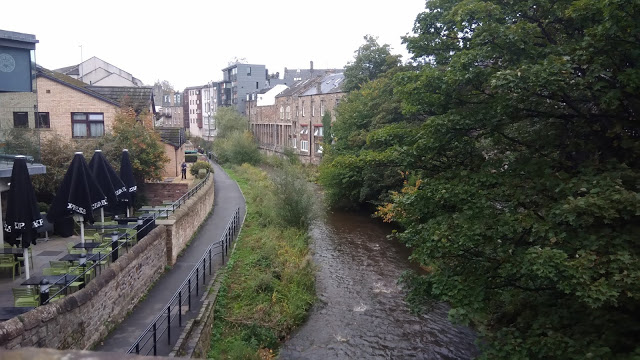 Il fiume Water of Leith a Edimburgo